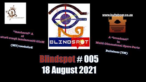Blindspot #005