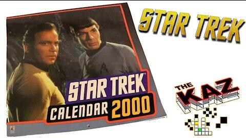2000 Star Trek Calendar
