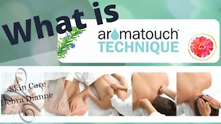 What is AromaTouch Technique?