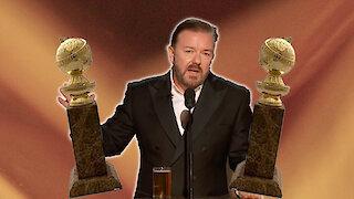 Comedian Ricky Gervais Slams the Left Hollywood
