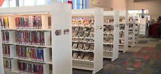 Clark County Library District reopens today