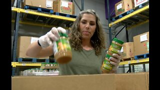 Buffalo Strong: FeedMore WNY volunteer gives back to her community