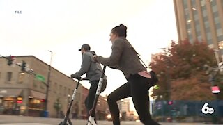 Nampa City Council rejects contract agreement for e-scooters