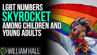 LGBT Numbers SKYROCKET Among Children And Young Adults