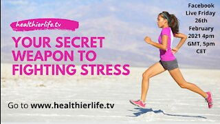 Your Secret Weapon To Fighting Stress