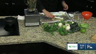 Shape Your Future Healthy Kitchen: Salsa Verde