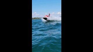 Waverunner Lake Ontario