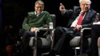 Warren Buffett Resigns From Gates Foundation!