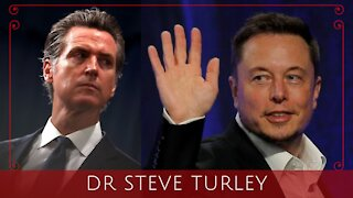 Red Pilled Elon Musk LEAVES California as RECALL Petition to OUST Gov Newsom SURGES!!!