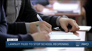 Florida education commissioner calls school reopen lawsuit 'frivolous'