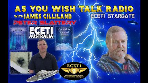 Peter Slattery As You Wish Talk Radio - Contact CE-5
