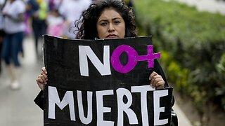 Mexican Women Strike Against Gender-Based Violence