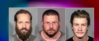 Accused 'Boogaloo' members pleaded not guilty