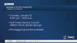 Local food pantries in Southwest Florida