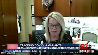 Tracking the COVID-19 variants