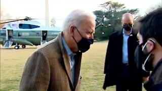 Biden Finally Breaks His Silence on Cuomo