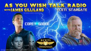 Corey Goode As You Wish Talk Radio - Sounds Goode