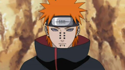 One of the best villains of Anime Pain
