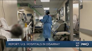 New report says U.S. hospitals in disarray