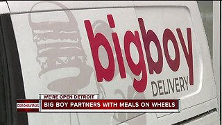 Big Boy partners with Meals on Wheels