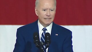 Joe Biden On The Declaration of Independence!