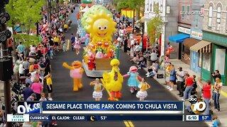 Sesame Place theme park coming to Chula Vista