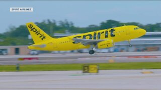 Milwaukee International Mitchell Airport welcomes Spirit Airlines, new nonstop flights