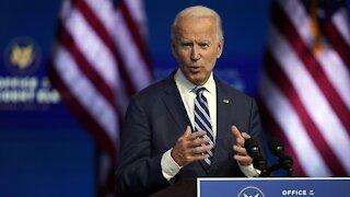 "President-elect Joe Biden Pledges To ""Get Right To Work"""