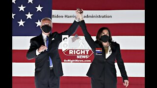 White House lists 'Biden-Harris administration' on the official website