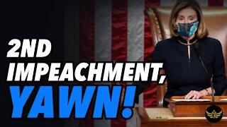 Impeaching a U.S. President has turned into a meaningless joke