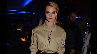 Cara Delevingne crowned Britain's highest paid model as she rakes in £15.7m
