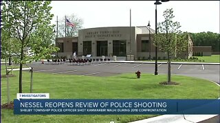 Michigan Attorney General to review 2018 Shelby Township police shooting