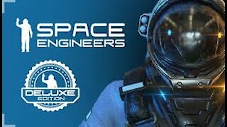 Living Dangerously Ep.5 A Space Engineers Solo Survival Series