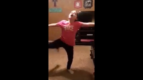 6 Year Old McKinley Can Dance 🔥🔥😂