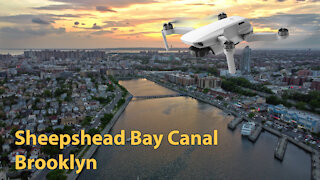 Sheepshead Bay Canal, Brooklyn