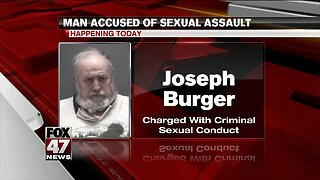 Charlotte man back in court for sexual assault