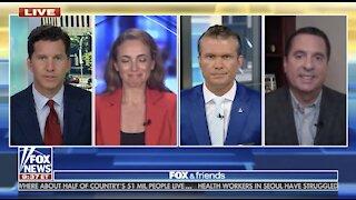 Rep. Nunes on President Trump's acceptance speech and Democrat-sanctioned mob violence