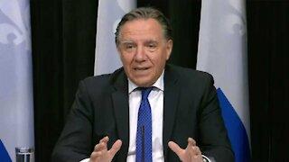 D'autres restrictions pour les Fêtes pourraient s'ajouter la semaine prochaine au Québec