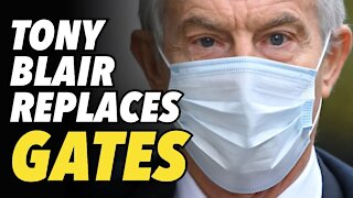 Tony Blair replaces Gates. Pushes for more restrictions