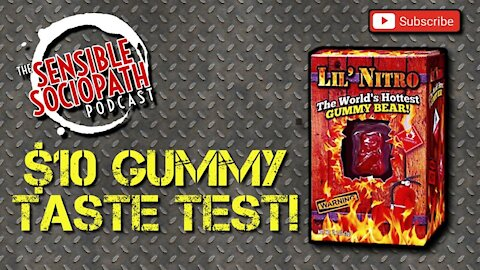Ep 099: World's Hottest Gummy Bear, Date with the Enemy