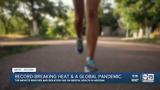 Record-breaking heat and a global pandemic