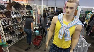 Local thrift store holds week-long sale | Rebound Tampa Bay