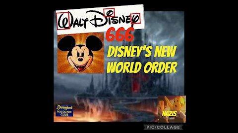 Illuminati and Disney: Watch if you have kids!
