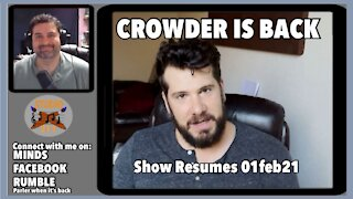 Louder With Crowder Update REACTION AND HIGHLIGHT VIDEO - STUDIO214