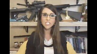 Liberals LOSE IT Over Lauren Boebert's Case Against Gun Control