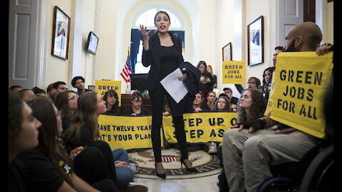 FLASHBACK: Nancy Pelosi's Office Occupied (and Praised)
