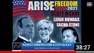 6.15.21 - Patriot Streetfighter Arise Freedom Tour Update