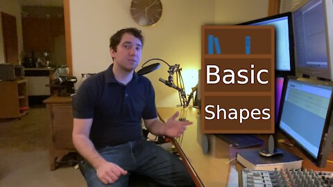 Basic Shapes in Inkscape • Intro to Inkscape ep3