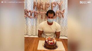 Voici comment fêter son anniversaire en confinement