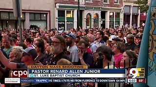 Dayton community remembers victims of mass shooting
